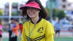 """Quả bóng vàng 2008 Đỗ Thị Ngọc Châm: """"Đam mê của tôi là CFF"""""""