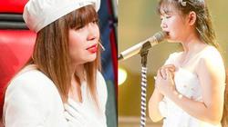 Giọng ca nhí 13 tuổi hát tặng mẹ bị ung thư khiến Lưu Thiên Hương khóc nức nở