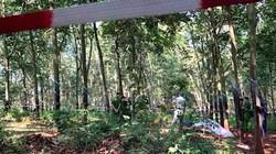 NÓNG: Phát hiện thi thể thiếu nữ trong rừng, nghi bị hiếp, giết