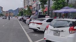 Xóa điểm đỗ xe trước mặt chung cư Lideco Hạ Long, cư dân nháo nhác