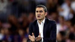 Barcelona thắng may, Messi lại chấn thương, HLV Valverde nói gì?