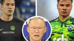 HLV Park Hang-seo và 4 băn khoăn khi triệu tập cầu thủ Việt kiều