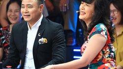 """MC Lại Văn Sâm khiến Vân Dung sợ hãi vì """"hù dọa"""" làm điều này trên sóng VTV3"""