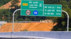 Clip: Ngắm trước cao tốc Bắc Giang - Lạng Sơn trước ngày thông xe