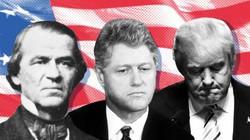 Điều gì xảy ra với 3 tổng thống Mỹ bị luận tội trước thời ông Trump?