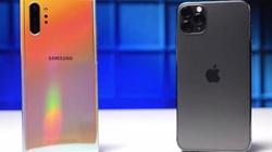 So kè độ bền 2 siêu phẩm Galaxy Note10+ và iPhone 11 Pro Max