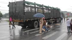 Quảng Trị: Va chạm với xe tải, hai phụ nữ thương vong