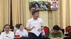 Giám đốc Sở KHĐT Nguyễn Mạnh Quyền lý giải gì về chậm giải ngân vốn?