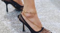 """4 mẫu giày đang """"phá đảo"""" các Tuần lễ thời trang"""