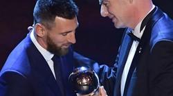 FIFA phản pháo vụ giải The Best của Messi bị tố gian dối