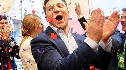 """Tổng thống Ukraine chọc cười cả thế giới bằng video thuyết trình """"bá đạo"""""""