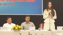 Hoa hậu Tiểu Vy tham gia chương trình cải thiện chất lượng nước sinh hoạt cho vùng khó khăn