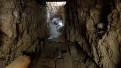 Phát hiện bí mật sốc trong hang động ở chảo lửa Idlib, Syria