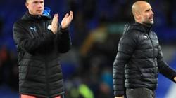 Man City đánh bại Everton, Guardiola thừa nhận điều 'bất thường'