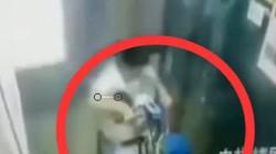 Thang máy đang mở bất ngờ chạy ngược, bé trai gần 2 tuổi gặp tai nạn kinh hoàng