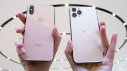 So nhanh camera iPhone 11 Pro và iPhone X