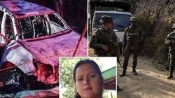 Nhóm sát thủ của El Chapo cho nổ tung xe chính trị gia Colombia, sát hại 6 người?
