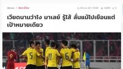 """Báo Thái Lan chỉ ra """"vũ khí đặc biệt"""" của ĐT Việt Nam"""