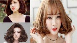 Những kiểu tóc ngắn uốn đẹp cho nữ dẫn đầu xu hướng 2019