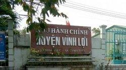 Bạc Liêu: Kỷ luật Phó ban Dân vận huyện viết đơn nói xấu lãnh đạo