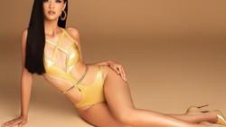 Á hậu Kiều Loan khoe dáng trong bộ ảnh bikini trước ngày thi Hoa hậu Hòa bình Quốc tế