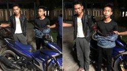2 nghi phạm vẫn dùng xe của nam sinh Grab sau khi giết nạn nhân