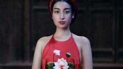 Đỗ Mỹ Linh trở thành Thị Nở răng trắng xinh nhất, mặc yếm tinh tế