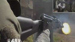 """Điều xảy ra với súng AK-74M khi nã """"rát nòng"""" 600 phát đạn liên tục"""