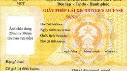 Hà Nội cấp, đổi giấy phép lái xe mới vào ngày 15.10