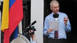 Trùm WikiLeaks tiết lộ cuộc sống trong sứ quán Ecuador