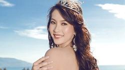 Hoa hậu Thu Thảo rạng ngời, đẹp tinh khôi giữa thiên nhiên