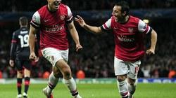 Hạ Olympiacos 3-1, Arsenal độc chiếm ngôi đầu
