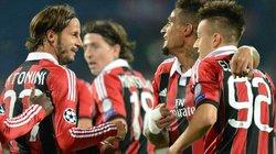 Milan nhọc nhằn đánh bại Zenit 3-2