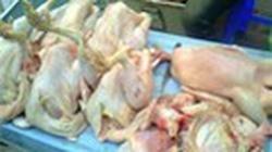 Big C ngừng bán gà dai Hàn Quốc