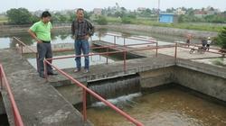 Tư nhân đầu tư làm nước sạch
