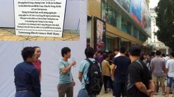 Người tiêu dùng thất vọng về Samsung Việt Nam
