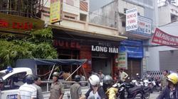 TP.HCM: Cảnh sát vây khách sạn, bắt kẻ có vũ khí