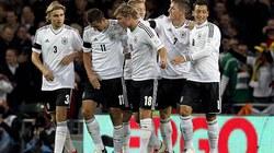 """Đức, Hà Lan, Italia """"ca khúc khải hoàn"""""""