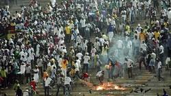Toàn cảnh vụ hỗn chiến trên khán đài Senegal