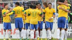 Neymar tỏa sáng, Brazil vùi dập Nhật Bản