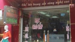 Thầy giáo đe dọa dùng mìn phá nát tiệm vàng tại Hà Nội