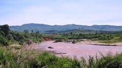 Chơi sông Pô Kô mùa lũ, 2 học sinh chết đuối