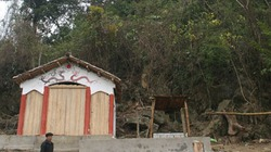 Chuyện ngôi miếu lạ ở Lạng Sơn và phong tục vẽ người thành quỷ