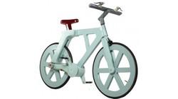 Xe đạp bằng bìa các tông – Rẻ và tiện lợi