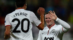 Van Persie tâng bốc Rooney