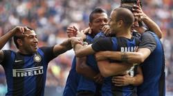 Hạ Catania 2-0, Inter tiếp đà thăng hoa