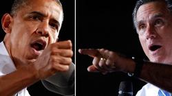 """Cuộc """"so găng"""" cuối giữa Obama và Romney"""