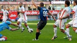 Clip: Inter Milan hạ gục Catania 2-0