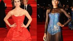 """Hai Bond girl xinh đẹp của """"Skyfall"""" đọ sắc trên thảm đỏ"""