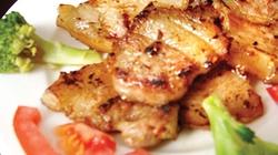 Ngày mưa ấm lòng với thịt ba rọi nướng kiểu Thái